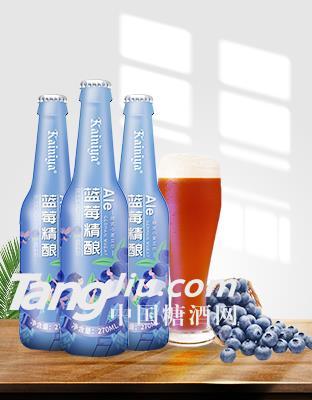 蓝莓小瓶精酿