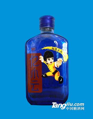亿小云酒42度100ml蓝瓶