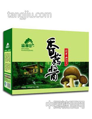 森林家香菇酱礼盒六瓶装