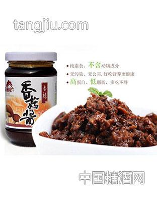 森林家香菇酱香辣味210g
