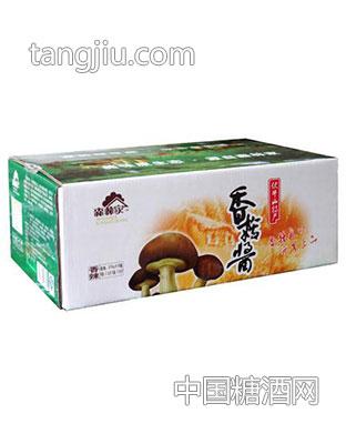 森林家香菇酱香辣味箱装
