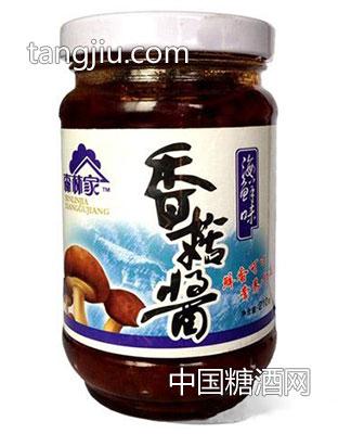 森林家海鲜味香菇酱210g
