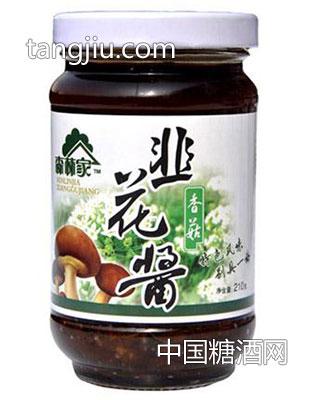 森林家香菇韭花酱210g