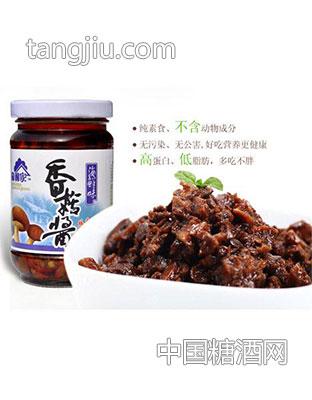 森林家香菇酱海鲜味210g