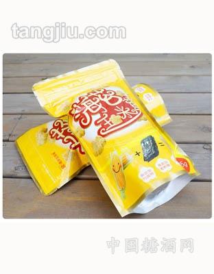 海苔玉米菓