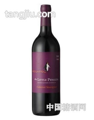 小企鹅赤霞珠干红葡萄酒2009年