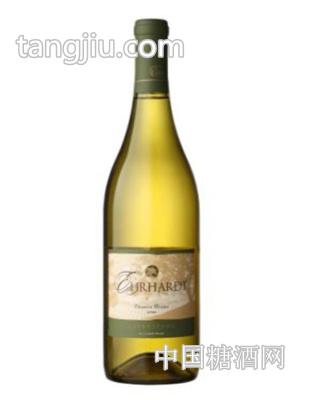 美国悦和白诗南干白葡萄酒2006年