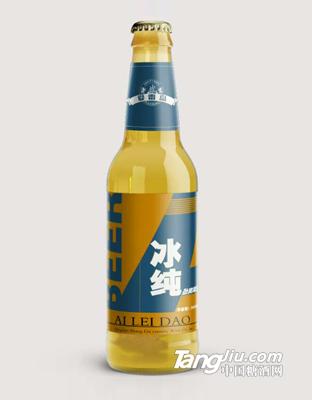 青谷冰纯啤酒
