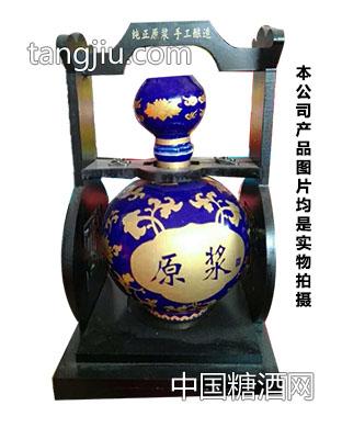 福满门坛子酒―纯正原浆珍藏版