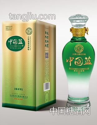 中国蓝五星升级版(苏绿)立体图