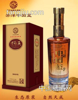 中国蓝七星绵柔型-生态窖藏30