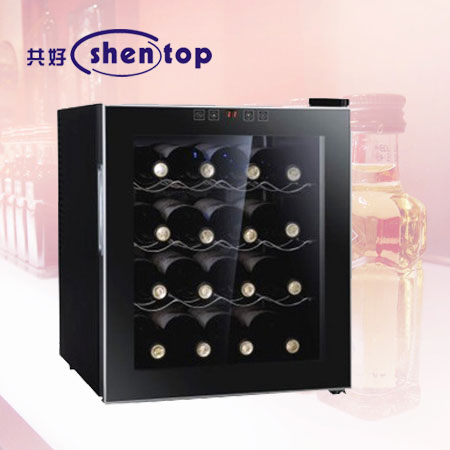 北京 红酒柜  共好红酒柜 电子酒柜 触摸式电子恒温红