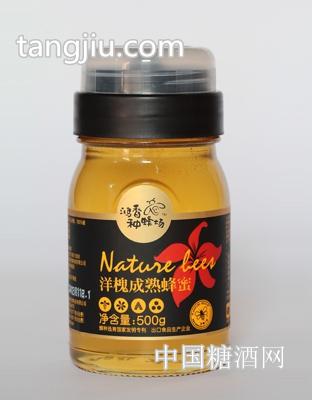 500g洋槐成熟蜂蜜全国招商