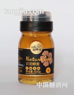 500g百花蜂蜜全国招商