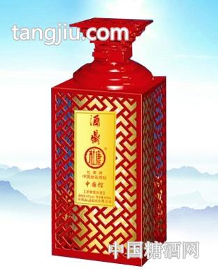 酒鼎杜康-中国馆