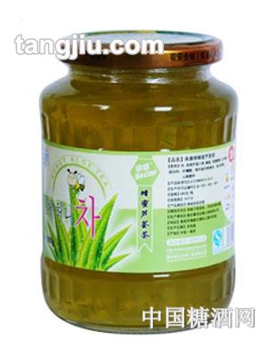 来康蜂蜜芦荟茶680g