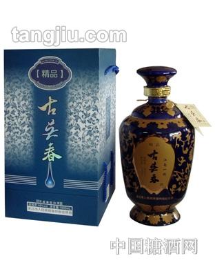46度精品古吴春白酒1500ml