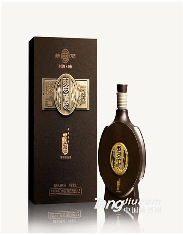 习酒窖藏1988 53度酱香型白酒