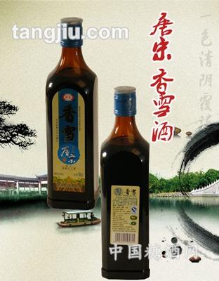 唐宋香雪酒五年陈(八角瓶)