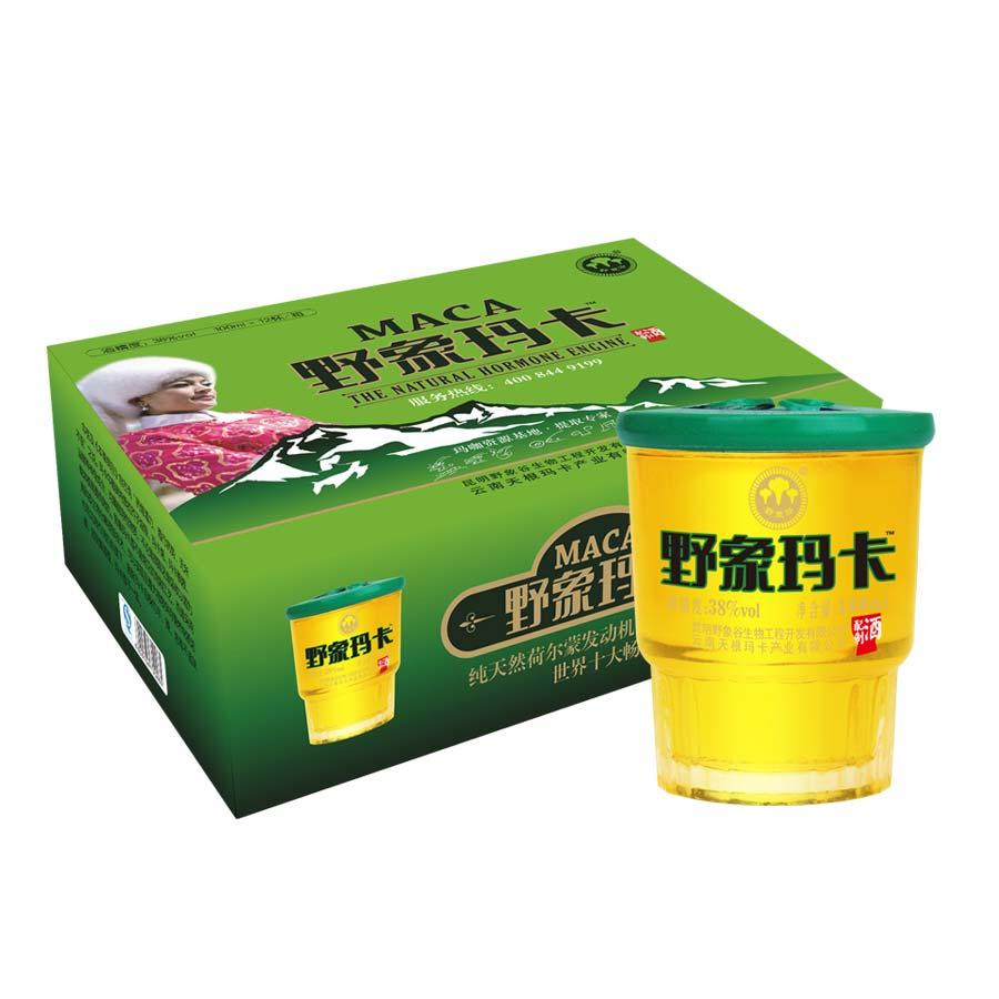 100ml 云南玛卡酒