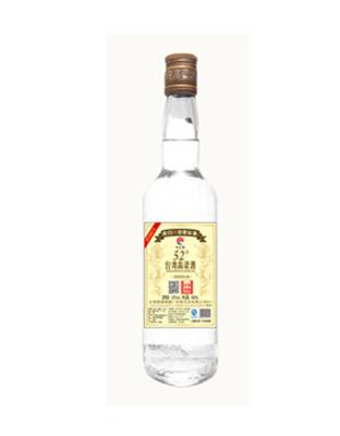 台湾高粱酒-好运52°