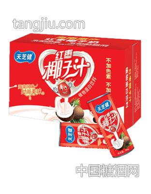 天芝健245g24罐红枣椰汁常规装
