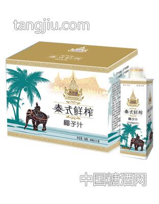 天芝健600ml12瓶椰子汁常规装