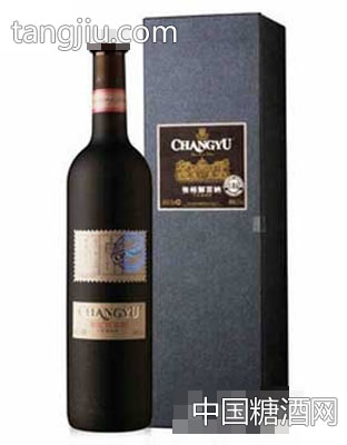 张裕珍藏级解百纳干红葡萄酒750ml