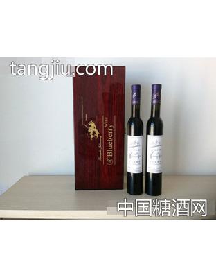 红木盒冰酒(两瓶装)