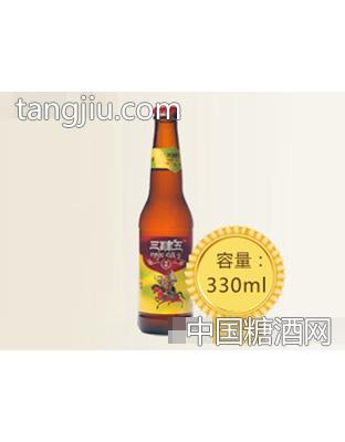 三肆五精酿青稞原浆啤酒330ML