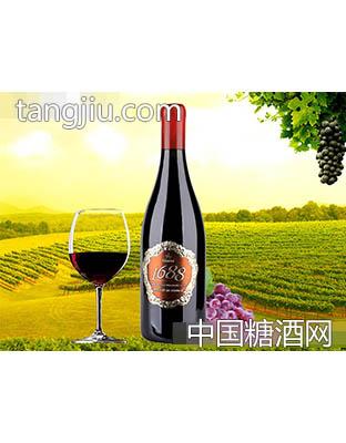格拉芙1688干红葡萄酒