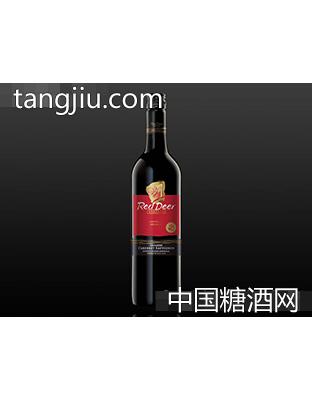 皇鹿(赤霞珠)红葡萄酒