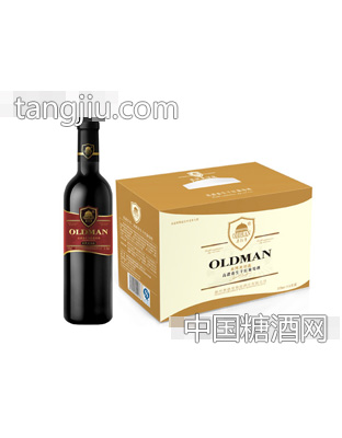 高浓养生干红葡萄酒