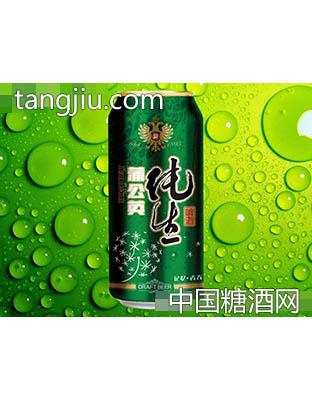 柏林蒲公英纯生啤酒500ml(罐)