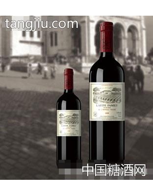拉菲家族私家存酿干红葡萄酒