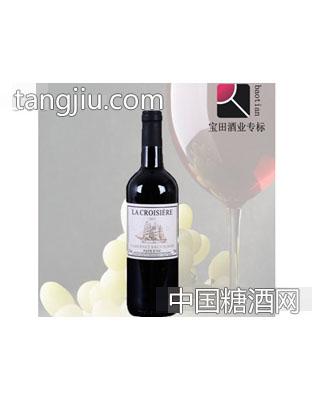 帆船 红葡萄酒
