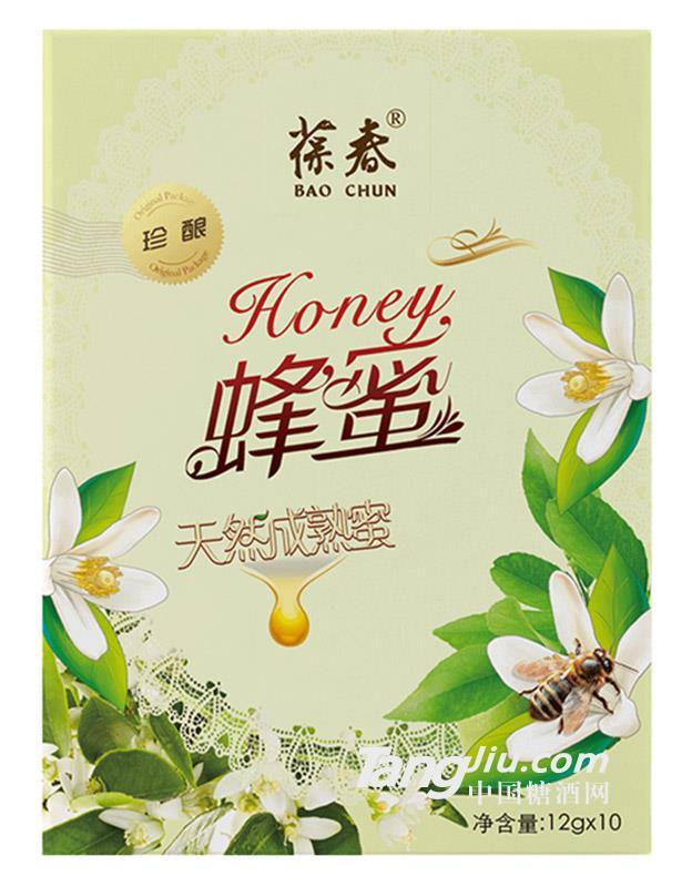 葆春独立小包装蜂蜜