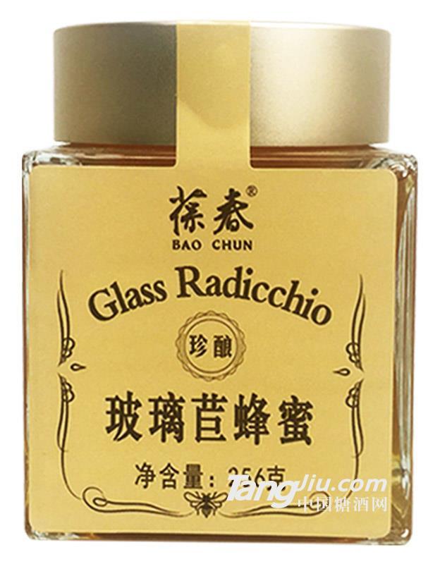 葆春玻璃苣蜂蜜256g