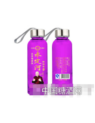 永定河醉快乐酒(紫瓶)