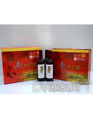 6°木瓜酒礼盒装(365ml×8)