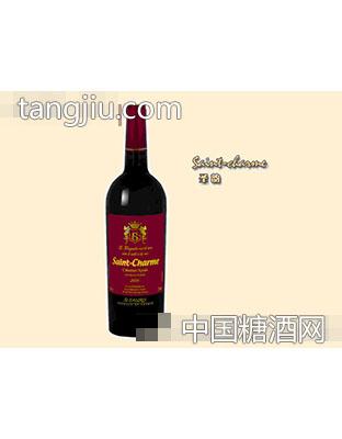 圣韵红葡萄酒