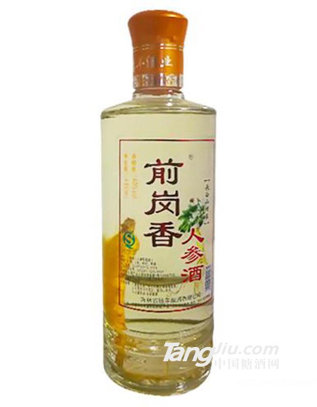 前岗香人参酒42度480ml