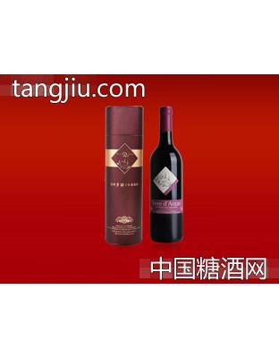 多丽干红葡萄酒(精装)