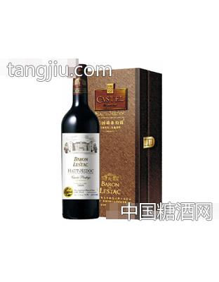 法国瑞泰伯爵上梅多克干红葡萄酒