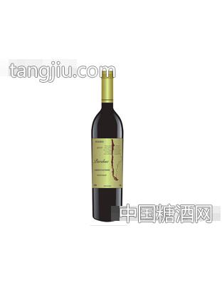 枫博柏威珍藏赤霞珠红葡萄酒