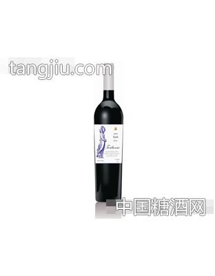枫博幸运女神红葡萄酒