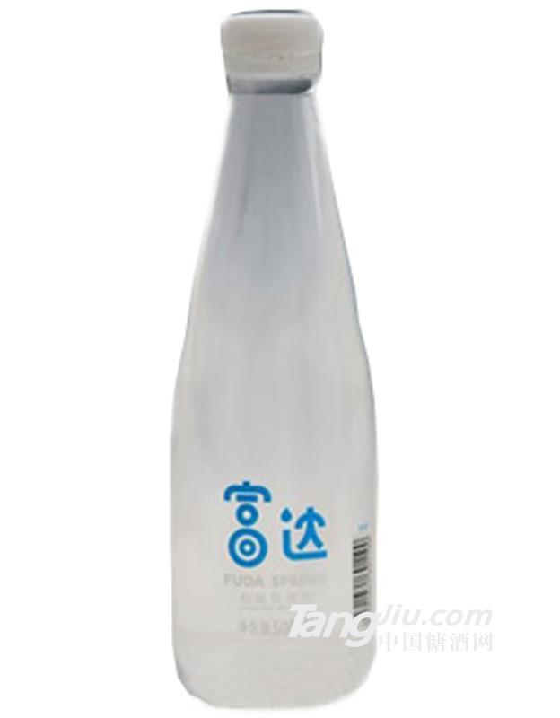 富达包装饮用水500ml