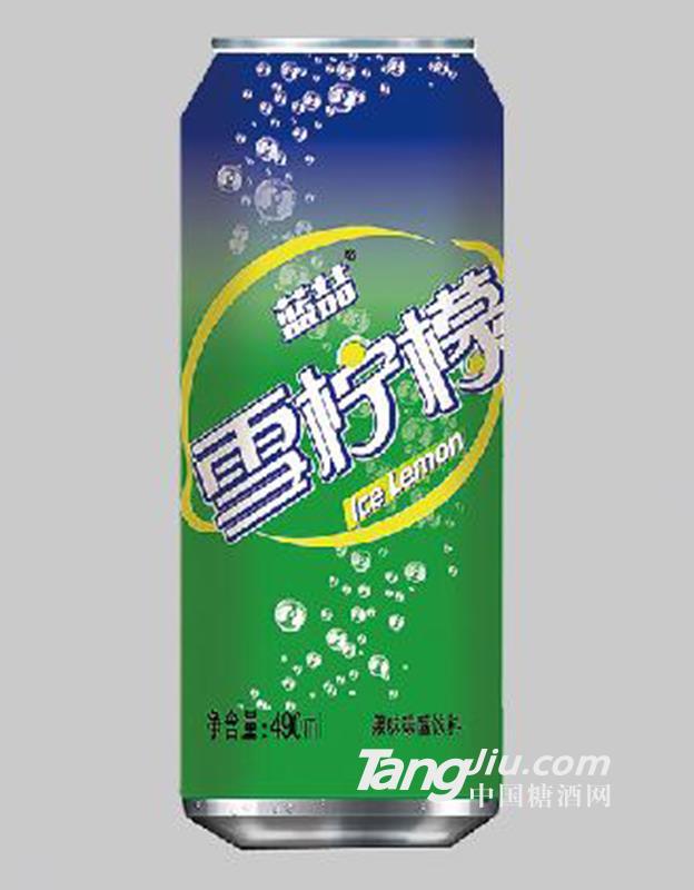 蓝喆柠檬490ml