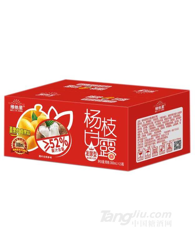 维他星-杨枝甘露388mlX15瓶