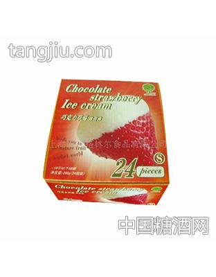 格林尔巧克力奶油草莓16粒盒